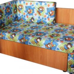 Yeni çocuk kanepe Canape küçük pazlle denim