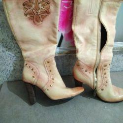 Boots autumn 38.5-39