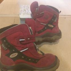 Esso Boots