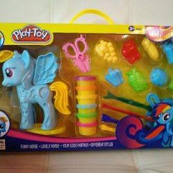 Pony Modeling Kit