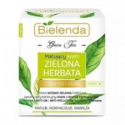 Bielenda Green Tea Matting Day Cream