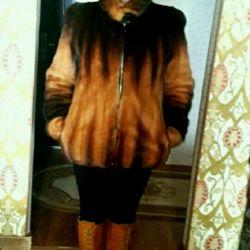 Μink coat 48-50