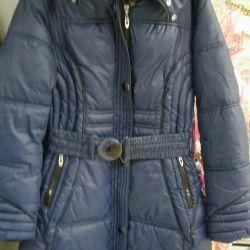 Παλτό για κορίτσι (κάτω σακάκι)