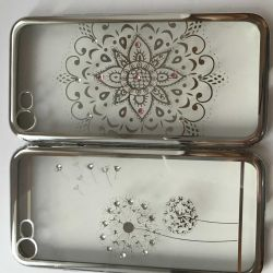 Cases and glasses on IPhone 7/8