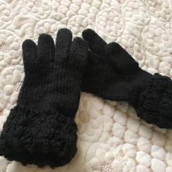 Πλεκτά γάντια
