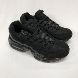 Кроссовки Nike Air max 95 чeрные
