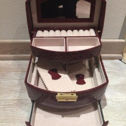 New Jewelry Boxes