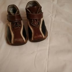 Children's autumn boots