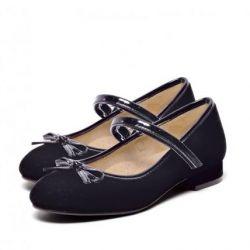 Pantofi pentru fete negre