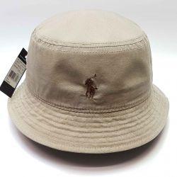 Панама Polo Ralph Lauren (бежевый)