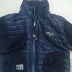 Jacket-jacket. R 86