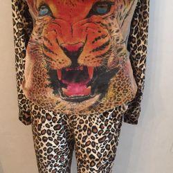 Leopar kıyafeti