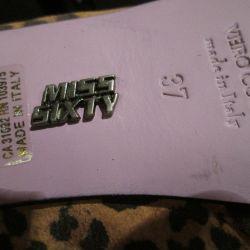 новые Туфли Miss Sixty (Италия)