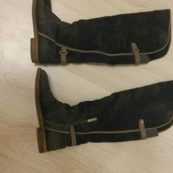 Used boots 38 size