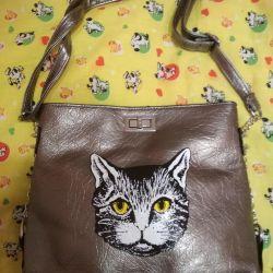 Handbags are new