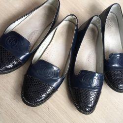 Туфли школьные р.32 и 33