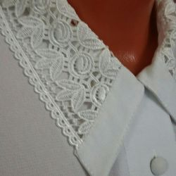 White blouse L