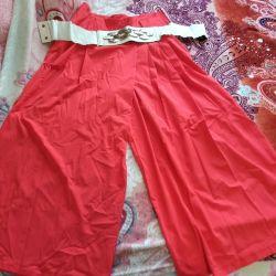 pantaloni Yubka-