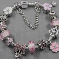 Pandora Style Bracelet 1857
