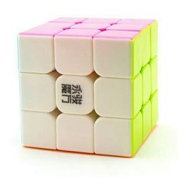MoYu Yulong 3x3 renk pembe
