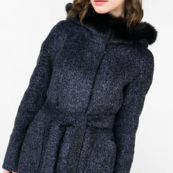 New winter women's coat Electrastyle 44-52r.