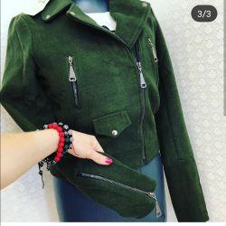 Курточки косухи