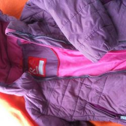 Reim's jacket 104 growth