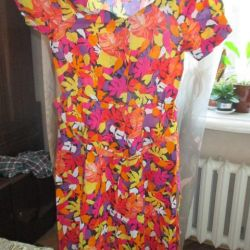 Dress robe p 48 new