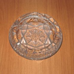 Vintage Crystal from the USSR