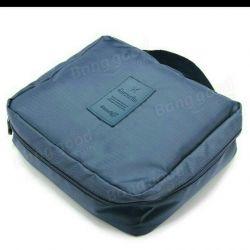 сумка для зберігання колір синій вага: близько 120g Разм