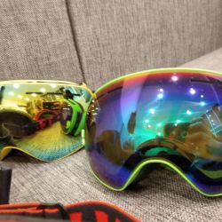 Очки горнолыжные или для сноуборда
