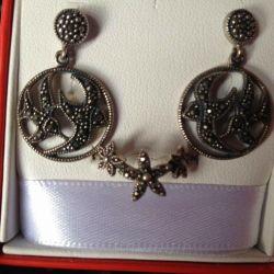 Gümüş markazit kiti