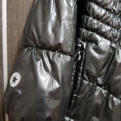 Down jacket on cintepon 134- 140
