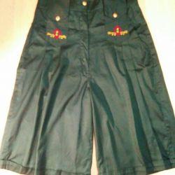 Etek Safari pantolonu