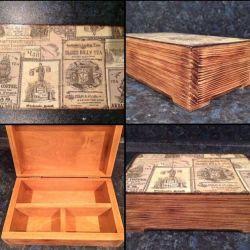 Jewelry Box Handmade