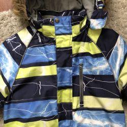 Used jumpsuit winter Huppa r 110