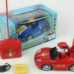 Car at r / a Racer, Paw Patrol