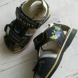 Sandalis 22 size