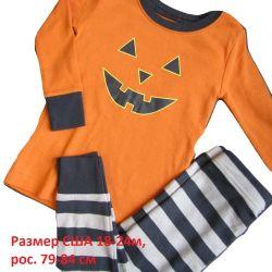 Αγόρι 3-24 μηνών ηλικίας 2-6 ετών πιτζάμες slip Carters