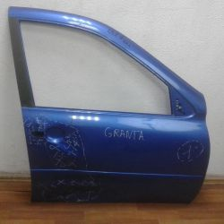 Door forward right Lada Granta oem 11186100014 (dents) (skl-3)