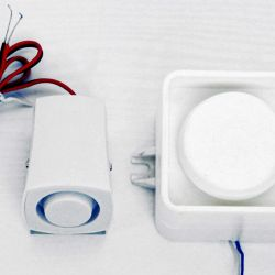 Sirens sensors For the security of premises