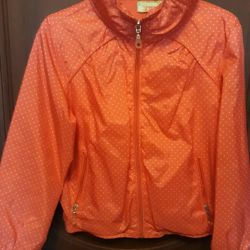 Windbreaker for a girl 122cm