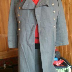 O nouă mantie, pantaloni pentru jachete noi