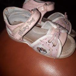 Orthopedic sandals 25