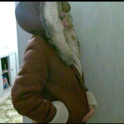 Koyun derisi ceket