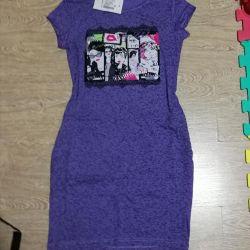 Yeni elbise, tunik s.42-44