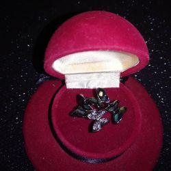 Rings of bijouterie