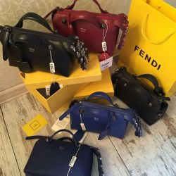 Fendi Tail Bag