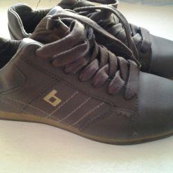 Ανδρικά παπούτσια, δέρμα, 37 r