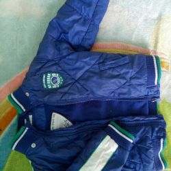 Spring Jacket 98
